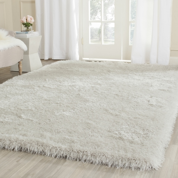 Safavieh Hand-Knotted Thom Filicia Pearl Wool Rug - 8'6 x 12'