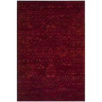 Safavieh Tunisia Red/ Orange Rug - 8' x 10'