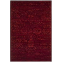 Safavieh Tunisia Red/ Orange Rug - 9' x 12'