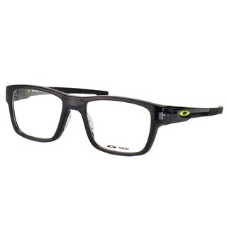 Oakley Splinter OX8077-0452 Black Ink Plastic Rectangle 52mm Eyeglasses