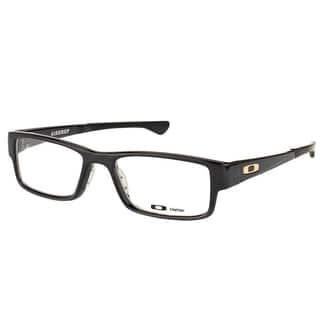 228cefb5bfc Buy Black Oakley Optical Frames Online at Overstock