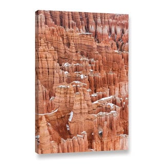 Cody York's 'Bryce Canyon Hoodoos' Gallery Wrapped Canvas