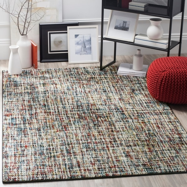 Safavieh Porcello Modern Multicolored Rug - multi - 8' x 10'
