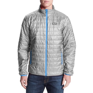 Patagonia Men's Grey Nano Puff Insulated Jacket
