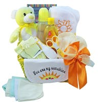 You Are My Sunshine Baby Gift Basket