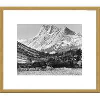 Global Gallery, Ansel Adams 'Boaring River, Kings Region, Kings River Canyon, proposed as national pa
