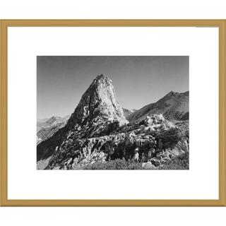 Global Gallery Ansel Adams 'Fin Dome, Kings River Canyon, proposed as a national park, California'