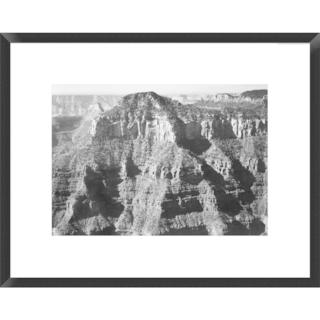 Global Gallery, Ansel Adams 'Close-in view taken from opposite of cliff formation, Grand Canyon National Park, Arizo