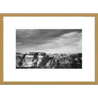 Big Canvas Co., Ansel Adams 'Grand Canyon from North Rim' Framed Art