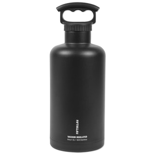 64oz Double Wall Vacuum Insulated 100-percent Stainless Steel Tank Growlers