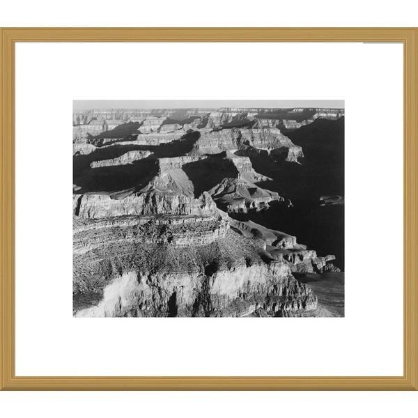 Shop Global Gallery Ansel Adams Grand Canyon National Park Arizona