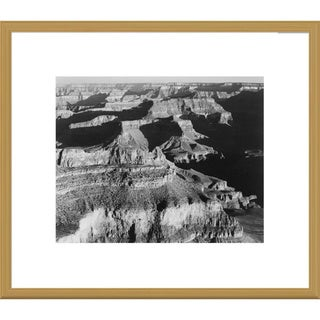 Global Gallery Ansel Adams 'Grand Canyon National Park, Arizona' Framed Art