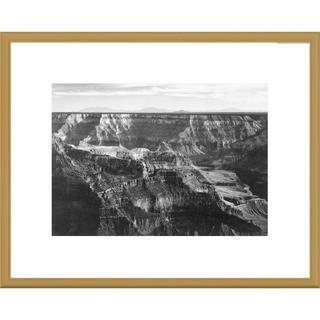 Global Gallery Ansel Adams 'Grand Canyon National Park' Framed Art