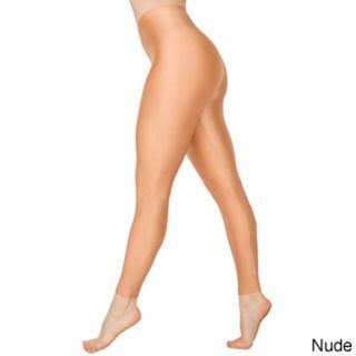 Women's Footless Ballerina Leggings