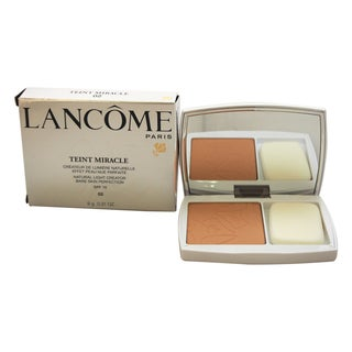 Lancome Teint Miracle Compact Foundation SPF 15  02 Lys Rose Lancome Women's 0.31-ounce Compact