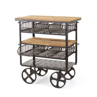 Mobile Kitchen Island