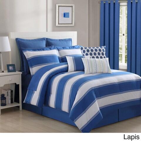 Fiesta Cabana Stripe Comforter Set