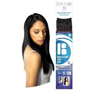 360 Weft Brazilian Knot 5 Weft 100-percent 14-inch Human Hair Remi