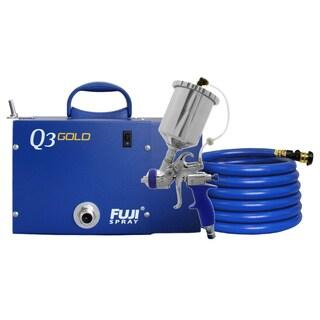 Fuji 2893-T75G Q3 GOLD T75G Quiet HVLP Spray System