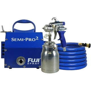 Fuji 2202 Semi-PRO 2 HVLP Spray System - Blue