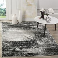 Safavieh Adirondack Modern Abstract Silver/ Multicolored Large Area Rug - 10' x 14'