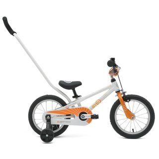 ByK E-250 14-inch Wheels 6.5-inch Frame Orange Kid's Bike