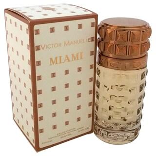 Victor Manuelle Miami Men's 3.4-ounce Eau de Parfum Spray