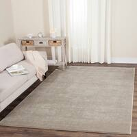 Safavieh Carnegie Vintage Light Beige/ Cream Distressed Rug - 8' x 10'
