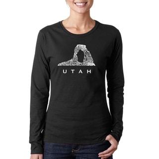 Women's Utah Long Sleeve T-Shirt