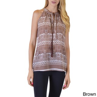 Sleeveless Cut Out Shoulder Spaghetti Strap Top (More options available)