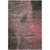 "Safavieh Constellation Vintage Blush/ Multi Viscose Rug - 8'10"" x 12'2"""