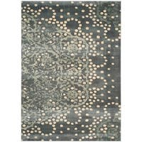 Safavieh Constellation Vintage Grey/ Multi Viscose Rug - 8' x 11'2