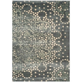 Safavieh Constellation Vintage Grey/ Multi Viscose Rug (8' 10 x 12' 2)