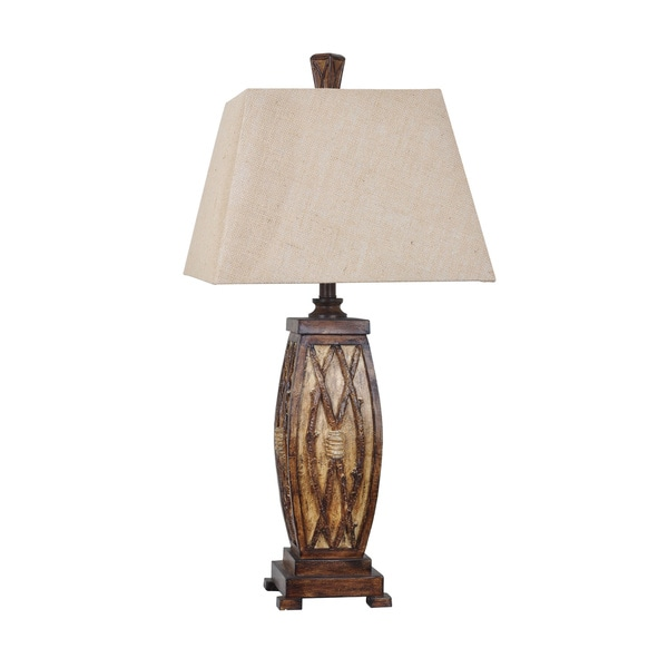 Willow Branch 33-inch Table Lamp
