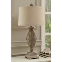 Crestview Collection 38-inch Copper Gold Table Lamp