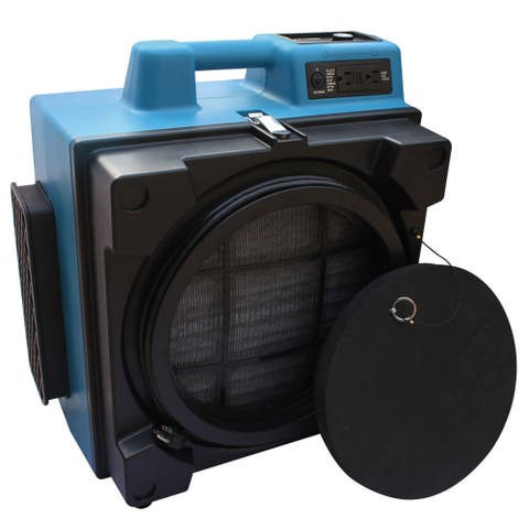 XPOWER X-3400A 3 Stage Filtration HEPA Purifier System Air Scrubber