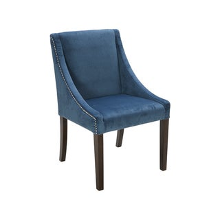 Sunpan LUCILLE DINING CHAIR - INK BLUE