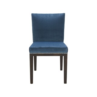 Sunpan VINTAGE DINING CHAIR - INK BLUE (Set of 2)