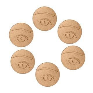 e.l.f. Custom Eyeshadow (Pack of 6)
