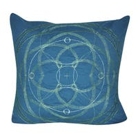 Loom and Mill 22-inch Celestial Decorative Pillow
