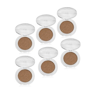e.l.f. Cowgirl Glitter Eyeshadow (Pack of 6)