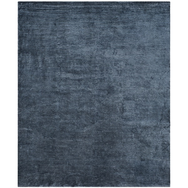 Safavieh Handmade Mirage Modern India Ink Viscose Rug - 9' x 12'