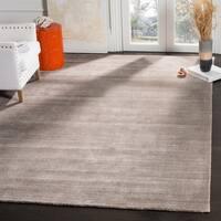 Safavieh Handmade Mirage Modern Ash Wool/ Viscose Rug - 9' x 12'