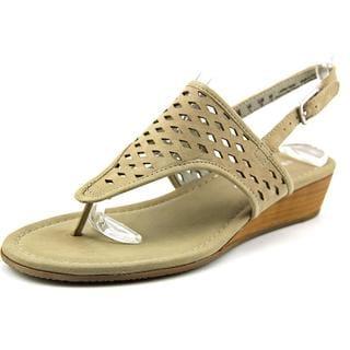 Franco Sarto Women's 'Charlize' Leather Sandals