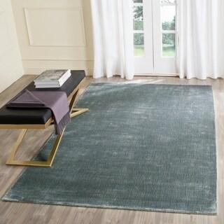 Safavieh Handmade Mirage Modern Rock Wool Rug (9' x 12')