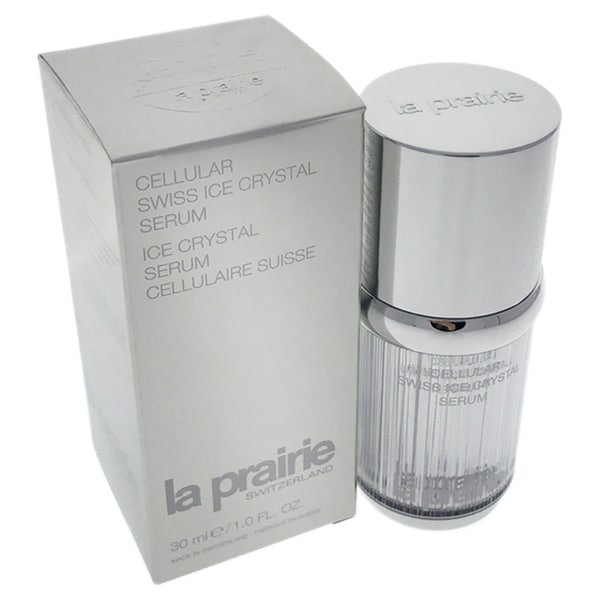 shop la prairie cellular swiss ice crystal 1 ounce serum free shipping today. Black Bedroom Furniture Sets. Home Design Ideas