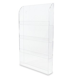 Ikee Design Acrylic Nail Polish Wall Rack Holder