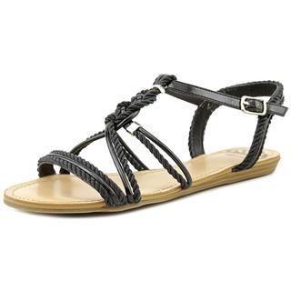Fergalicious Women's 'Gloat' Synthetic Sandals