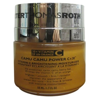 Peter Thomas Roth Camu Camu Power C x 30 Vitamin C Brightening 1.7-ounce Moisturizer
