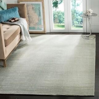 Safavieh Handmade Mirage Modern Fog Wool Rug (9' x 12')